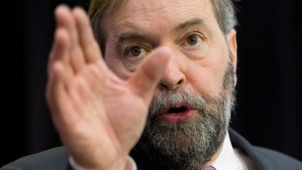All things considered, it hasn't been the best summer ever for NDP Leader Tom Mulcair.