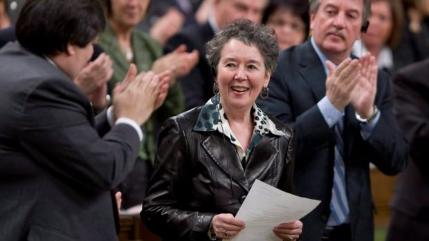 Bloc Quebecois politician Francine Lalonde was one of few MPs willing to confront the issue of assisted suicide. Lalonde has died of cancer at the age of 73.