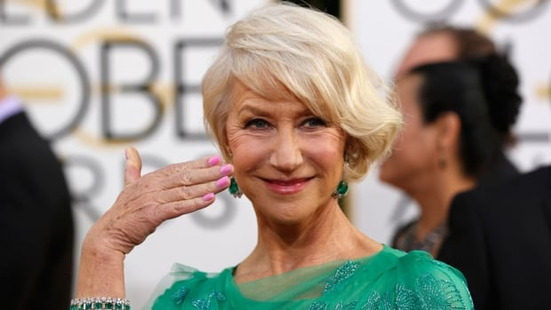 Dame Helen Mirren was named Friday, as Harvard University's Hasty Pudding Theatricals 2014 Woman of the Year.