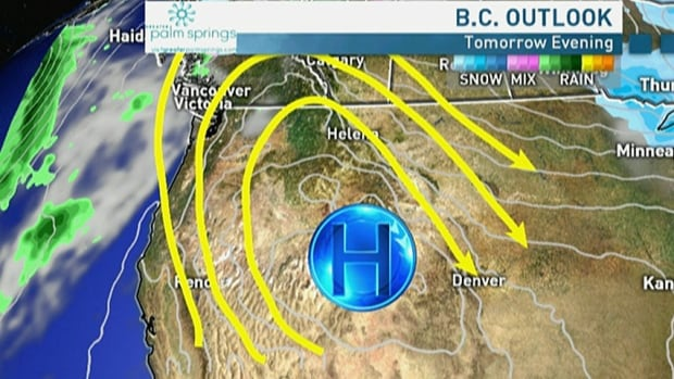 Record high temperatures lead to B.C. avalanche danger statement