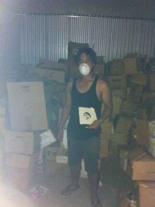 Brandon Hocura Invisible City Records