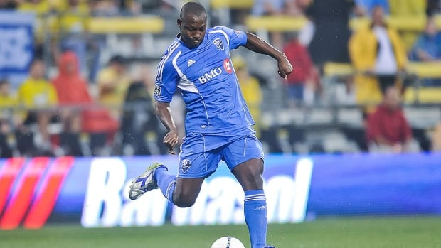 Montreal Impact defender Nelson Rivas was the first player signed by the team for their entry into MLS in 2012.