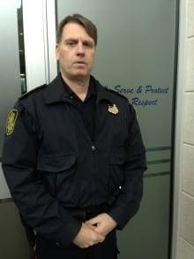 Sgt. Rick Caswell, Saint John Police