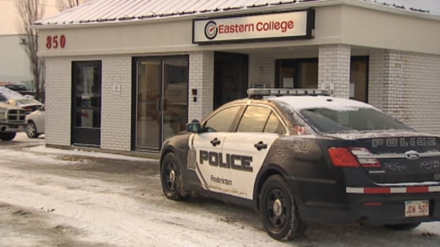 Eastern College incident