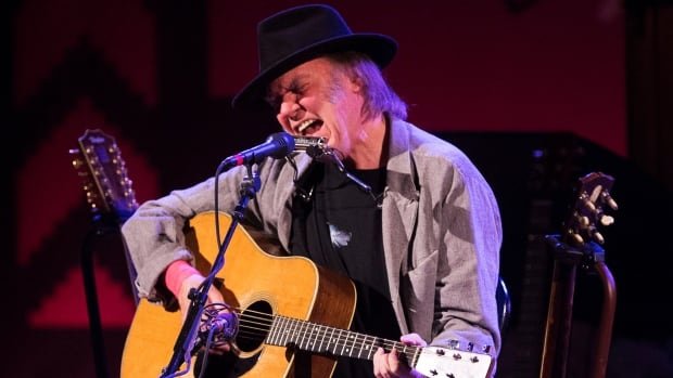 Neil Young was in Winnipeg last week as part of a tour to raise money to fight oilsands development in Alberta. A group of prominent Canadians have penned a letter of support for Young's anti-oilsands campaign.