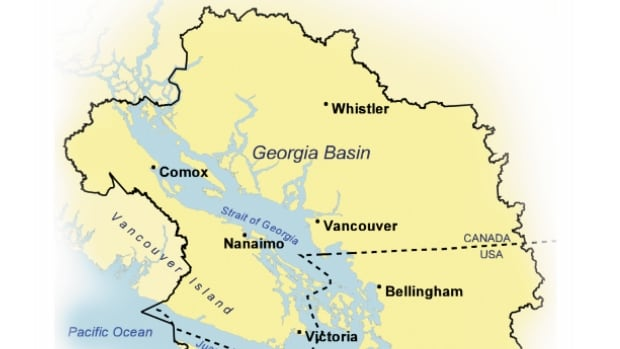 Researchers have said in the past that the B.C. coast is 'in the risk zone' for a major earthquake. A new study shows that the geology of the Georgia Basin would make it act as an amplifier of seismic activity - making any quake shaking stronger and longer-lasting.