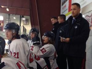 Carson Shields coaching