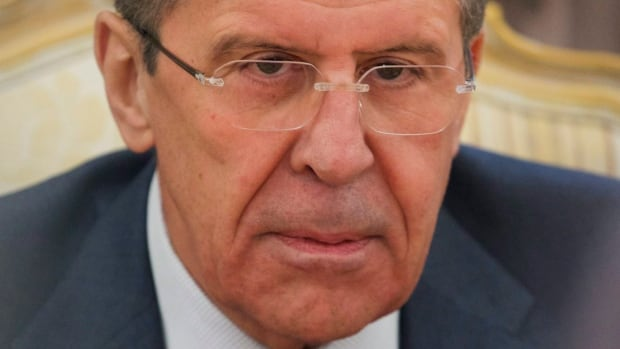 Russia's Foreign Minister Sergey Lavrov said the UN's decision to rescind Iran's invitation to join this week's Syria peace talks is not a catastrophe.