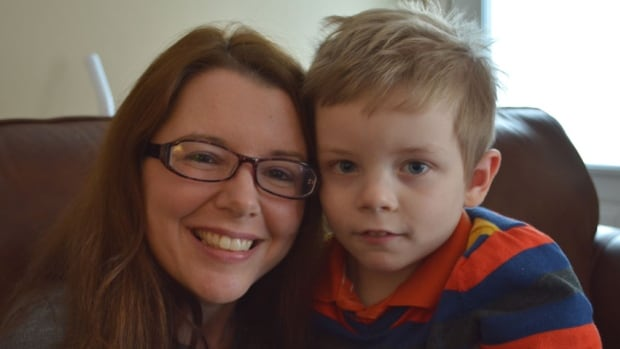Tanya Millar struggles to cover the travel costs of getting her son Christian to medical appointments in Halifax.