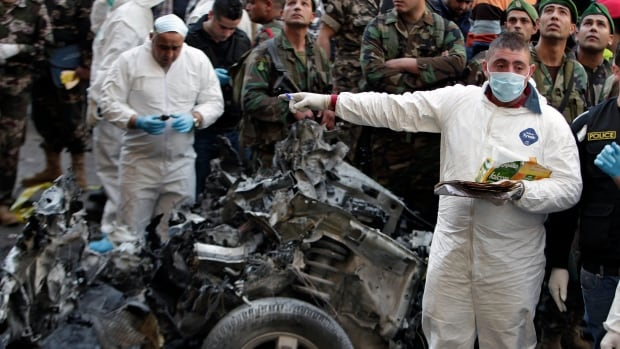 The explosion rocked Beirut's southern suburbs on Tuesday, witnesses and local media said, hitting a Hezbollah stronghold that has been the repeated target of car bomb attacks in recent months.
