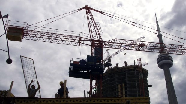 There are 130 highrise construction projects underway in Toronto, more than in any other North American city.