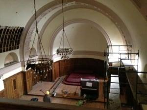 Castle Manor chapel