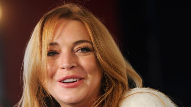 Actress Lindsay Lohan announced the forthcoming production of a new film, Inconceivable, that she will star in and co-produce.