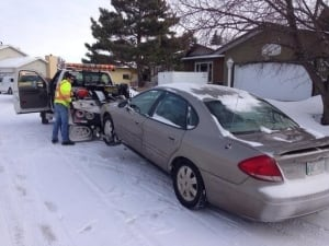 Towing Saskatoon