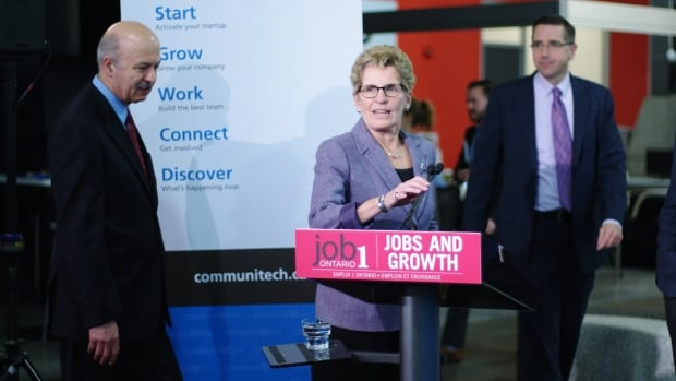 The fund is based on the the existing Ontario Venture Capital Fund, which Premier Kathleen Wynne says leveraged over $870 million in private capital from a provincial investment of $90 million.