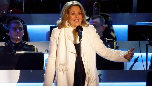 American soprano Renée Fleming, seen performing at the White House in December, will sing the U.S. national anthem at the Super Bowl on Feb 2.