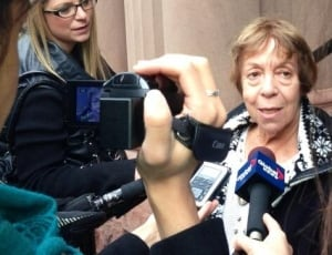 Janet Churnin census resister