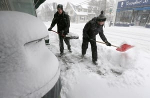 Winter Weather Mass