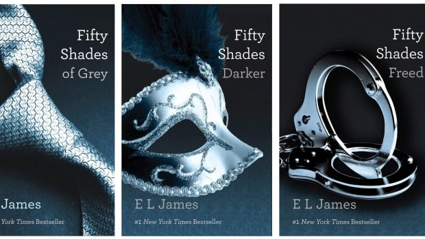 "E.L. James' Fifty Shades of Grey made it to #4 on the Top 10 list of books challenged by schools and libraries in the U.S. The listed reasons included ""nudity, offensive language, religious viewpoint, sexually explicit and unsuited to age group."""