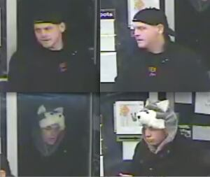 Gas Bar suspects