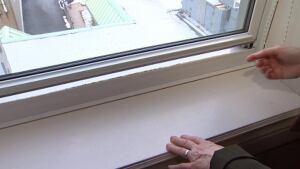 convent windows
