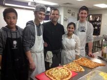 Longfields-Davidson culinary arts class