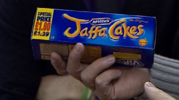Jaffa Cakes, a cake-style biscuit, still allowed to sell, but they have been selling fast as people are worried they too may be pulled.