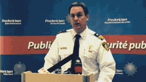 David McKinley, Fredericton Fire Department Assistant Deputy Chief