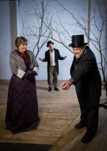 Theatre by the River & little ECHO theatre The Cherry Orchard