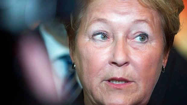 Quebec Premier Pauline Marois, edging close to majority territory?