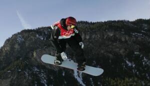 Crispin Lipscomb - WINTER OLYMPICS SNOWBOARD CANADA TR1  TOPIX