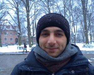 Humam Skaik, Syrian Refugee