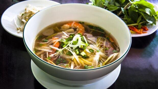"""Pho"" Vietnamese Rice Noodle Soup. Shutterstock"