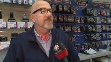 Peter Waiser, Henry's in Ottawa