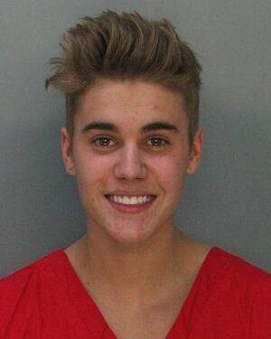 Justin Bieber mug