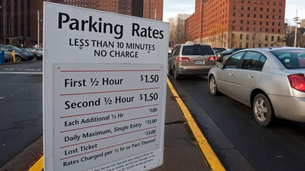 The federal Finance Department is proposing to a GST/HST exemption on fees for parking at hospitals, softening a measure in last year's budget that ended a special tax break for parking lots run by charities or non-profit institutions, such as hospitals, libraries and universities.