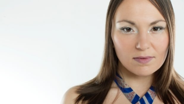 Inuk artist Tanya Tagaq blends traditional Inuit throat singing with eclectic, contemporary, electronic music.