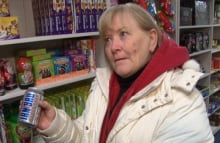 Brenda Greenan Irn-Bru banned Ottawa January 2014