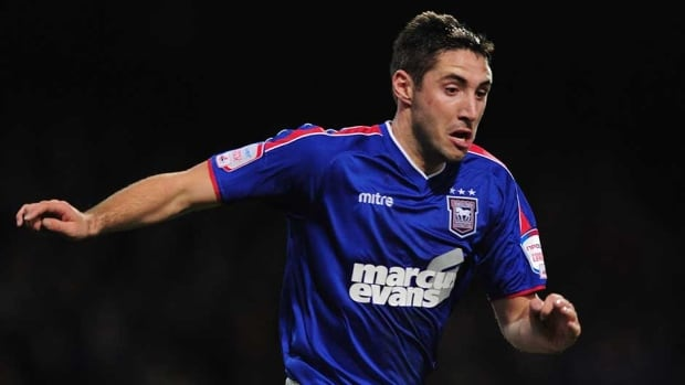 Bradley Orr has also played for Newcastle, Bristol City, Queens Park Rangers, Ipswich Town, Burnley and Blackpool.