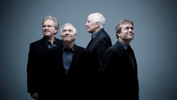 The Hilliard Ensemble celebrate their 40th anniversary before calling it quits.