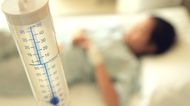 The number of people on the island hospitalized with the flu has risen to 51.