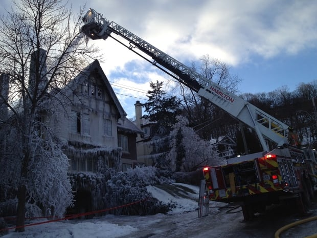 Durand house fire