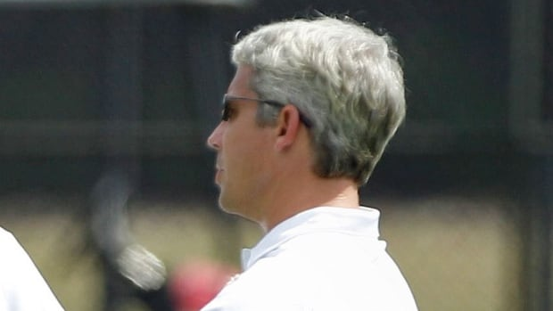 Dennis Hickey spent 18 seasons with the Tampa Bay Buccaneers including the past three as director of player personnel.