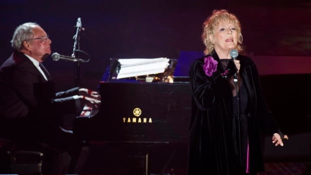 Petula Clark has re-recorded her major hit 'Downtown' five decades after its first release.