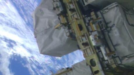 ISS view Sunday night, Jan. 26, 2014