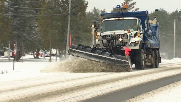 Ontario's transportation minister has apologized for the delay in getting more snow removal equipment onto highways in the northwest. Glen Murray says more changes to the province's road-clearing system are being looked into.