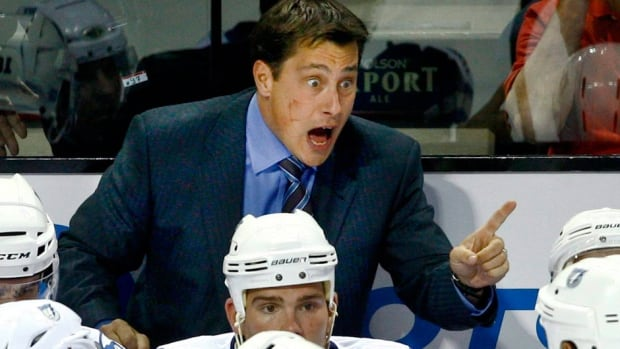 Former Lightning head coach Guy Boucher has accepted the same job with Swiss League team SC Bern. Tampa Bay fired him last March with the team sporting a 13-18-1 record in the lockout-shortened NHL season.