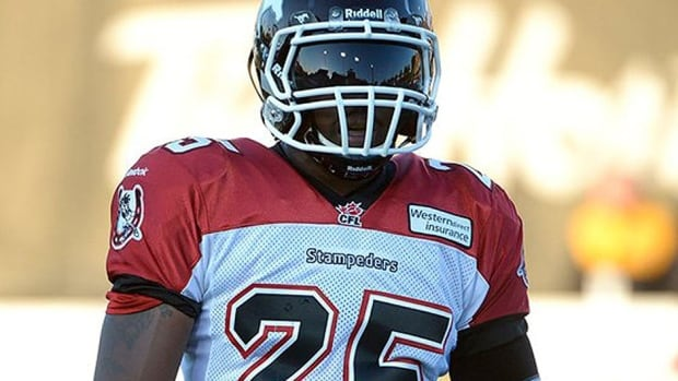 Defensive back Keon Raymond has signed a contract extension with the Stampeders. In 88 regular-season games, he has registered 250 tackles, 14 special-teams tackles, eight sacks, 15 interceptions, five fumble recoveries and one forced fumble.