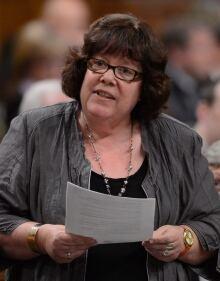 New Democrat MP Libby Davies