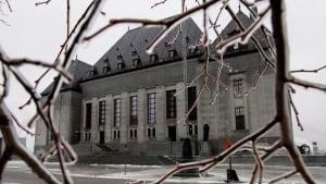 Supreme Court of Canada file picture CP
